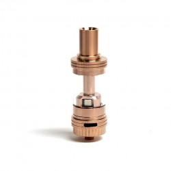 Uwell Crown 4ml Sub-Ohm Tank with 3 Coil Heads (0.25ohm,0.15ohm,0.5ohm)-Golden