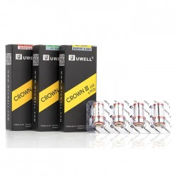 Uwell Crown 3 Replacement Coil 4pcs
