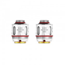 Uwell Valyrian UN2 Meshed Coil 0.18ohm 2pcs