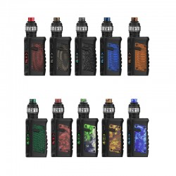 10 Colors for Vandy Vape JACKAROO Kit