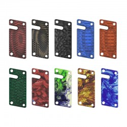 10 Colors for Vandy Vape Jackaroo Replacement Panel