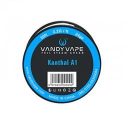 Vandy Vape Kanthal A1 Wire 24GA for RDA RBA RTA RDTA Atomizers