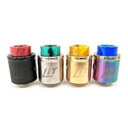 4 colors for Vandy Vape Lit RDA
