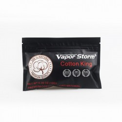 Vapor Storm Cotton King