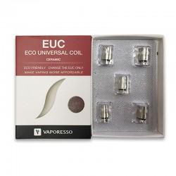 5pcs Vaporesso Ceramic EUC Coil 1.3ohm