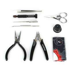 Vivismoke Premium Vape Tool Kit
