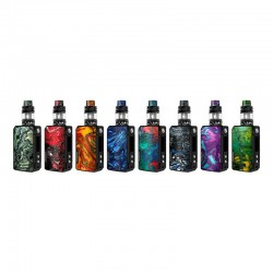 8 Colors for VOOPOO Drag Mini Kit TPD Edition