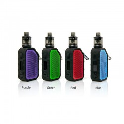 Wismec Active Kit with Amor NSE Tank