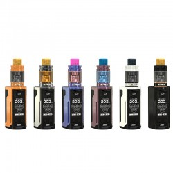 Colors for Wismec Reuleaux RX GEN3 Dual with GNOME King Kit