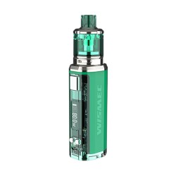 Wismec SINUOUS V80 Kit with Amor NSE Atomizer - Green