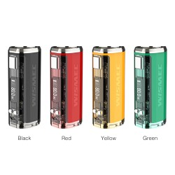 4 Colors for Wismec SINUOUS V80 Mod