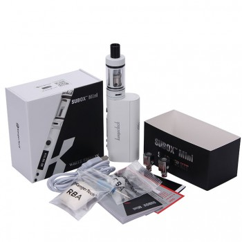 Kanger Subox Mini Starter Kit - white