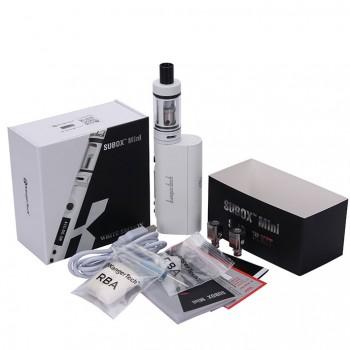 Kanger Subox Mini Starter Kit - white