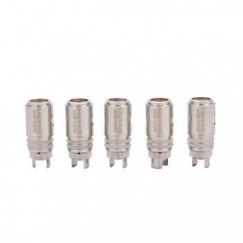 5pcs Horizone Replacement Coil Head for Arctic Turbo Sextuplet  Coil Head with 3 Sperate Chamber-0.6ohm