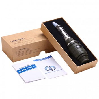 Innokin Cool Fire II kit with iClear 30S Clearomizer- black