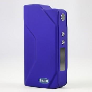 Sigelei 150W TC Temperature Control Variable Wattage Housing 2 18650 Battery Box Mod-Purple