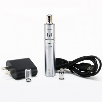 Joyetech  eGo ONE Starter Kit 1100mAh Battery 1.8ml Atomizer US Plug- Silver