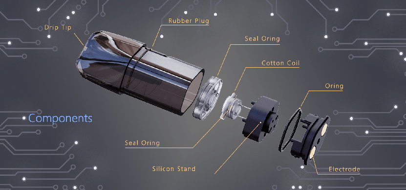 Oasis Pod Kit Structure
