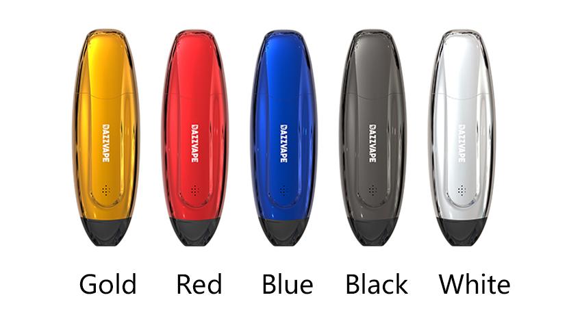 Boto Starter Kit Colors