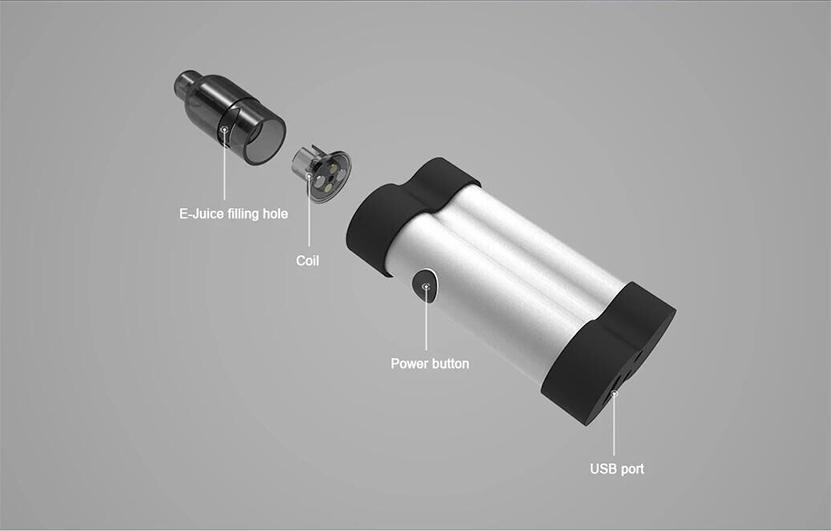 Mars Pod System Kit Structure