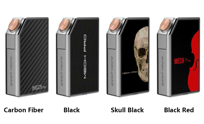 Geekvape Mech Pro Cover Plate Full Colors