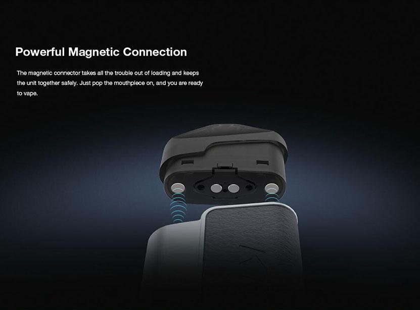 KRIS Pod Kit Powerful Magnetic Connection