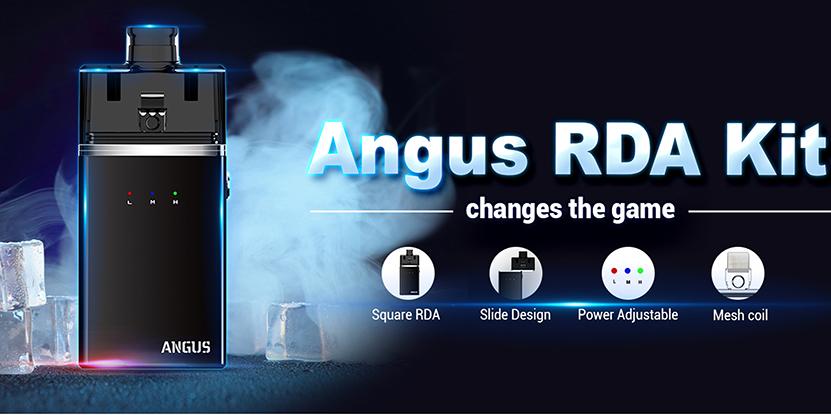 Angus Mesh RDA Kit