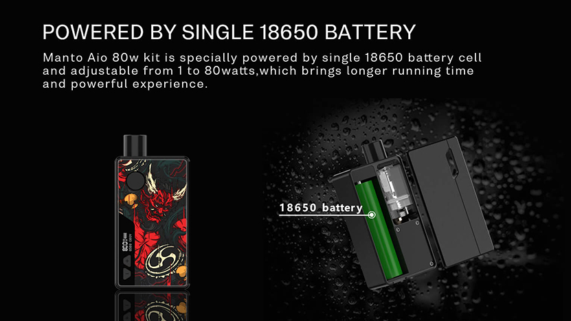 Manto Kit Battery