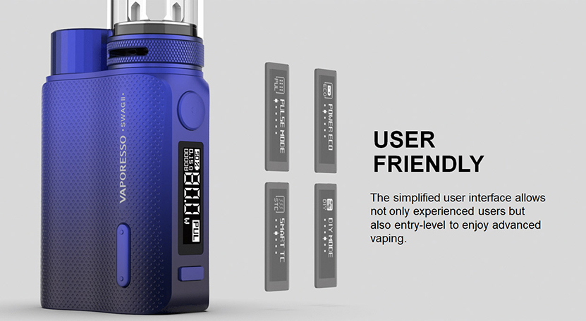 Swag II Mod Kit User Friendly