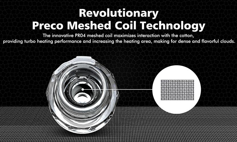 Preco2 Dpod Tank Coil