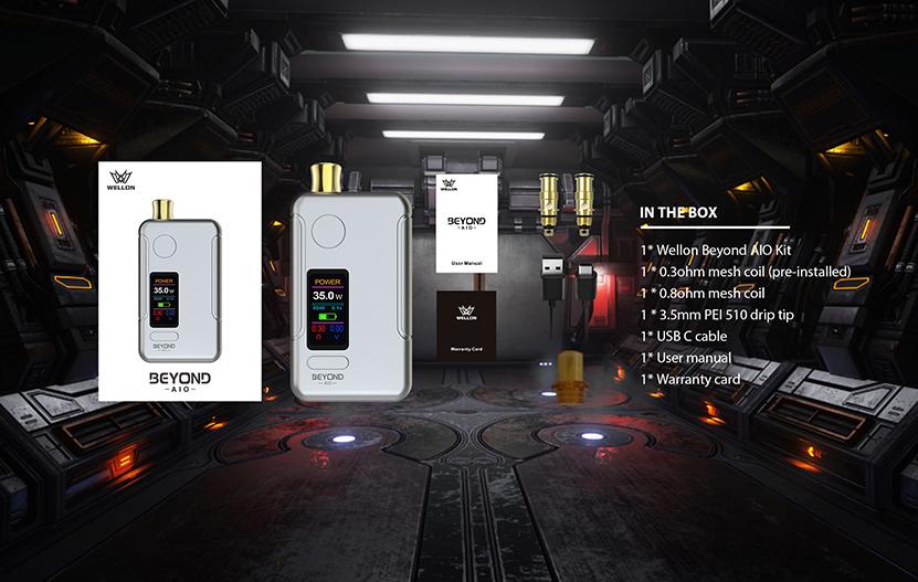 Beyond AIO Mod Pod Kit Package