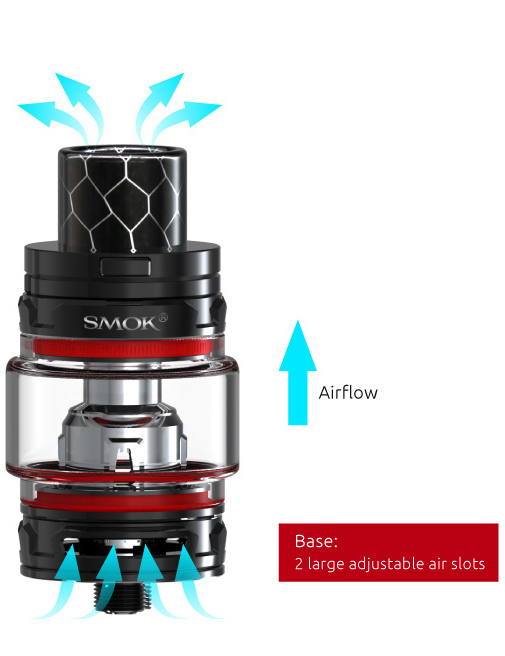 SMOK V-FIN Kit Features 12