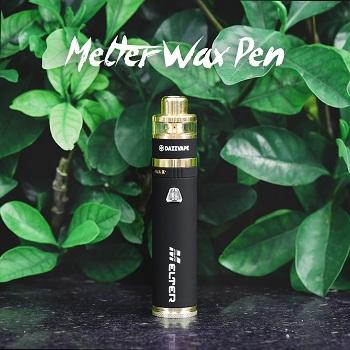 Melter Wax Pen Vaporizer Real Shot 2