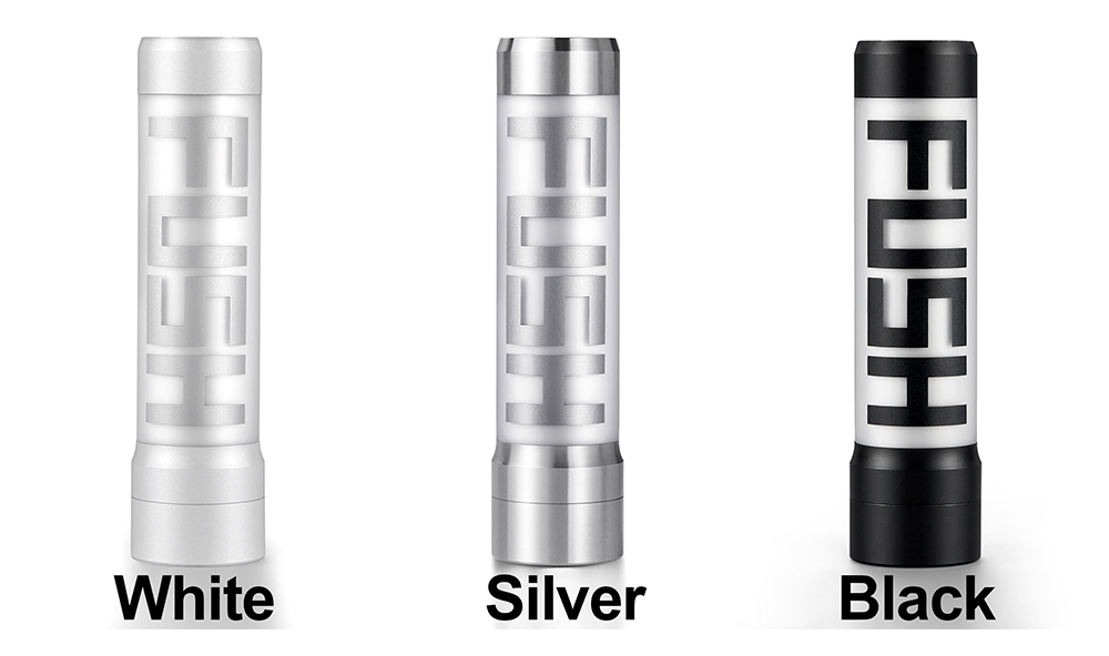 Fush Semi-Mech Mod Colors