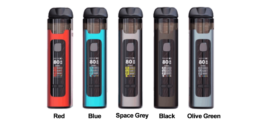 Advken Orcas MX Cube Pod Kit Colors