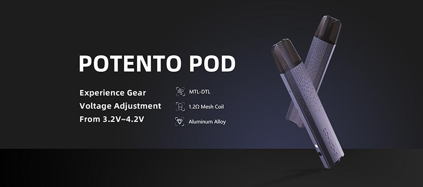 Potento Kit Features