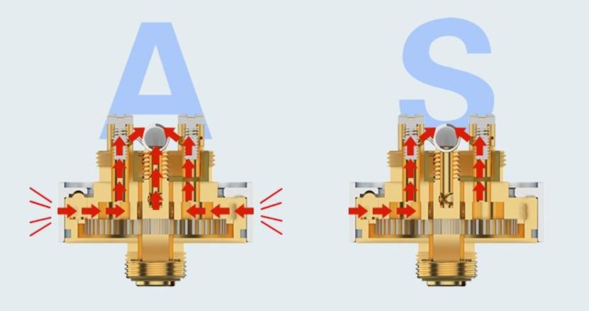 Advken Manta V2 MTL RTA Tank Feature 3