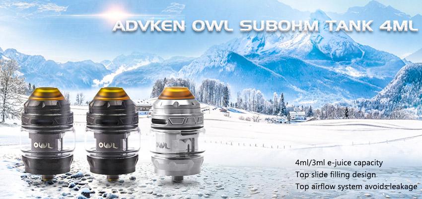 Advken OWL Tank