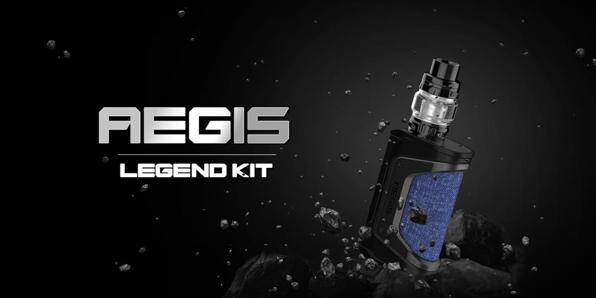 Aegis Legend Kit New Colors