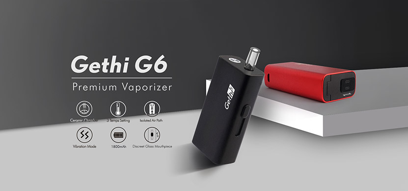 Gethi G6 Vaporizer Feature 7