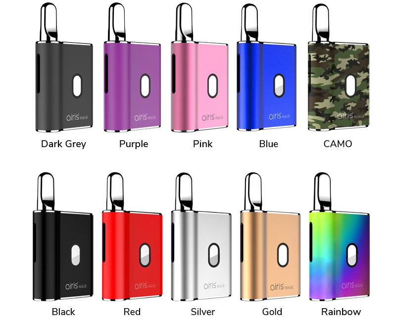 Airis Mystica II Vaporizer Colors