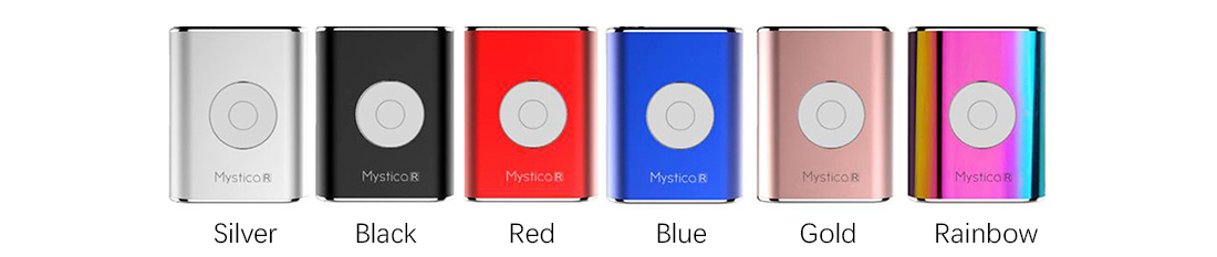Airis Mystica R Vaporizer Colors