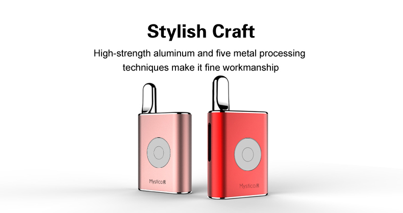 Airis Mystica R Vaporizer Stylish Craft