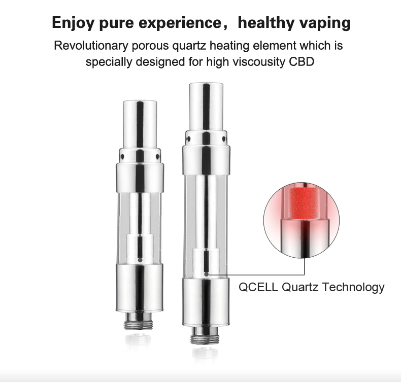 Airis Q-cell VE12 Vape Atomizer Heating