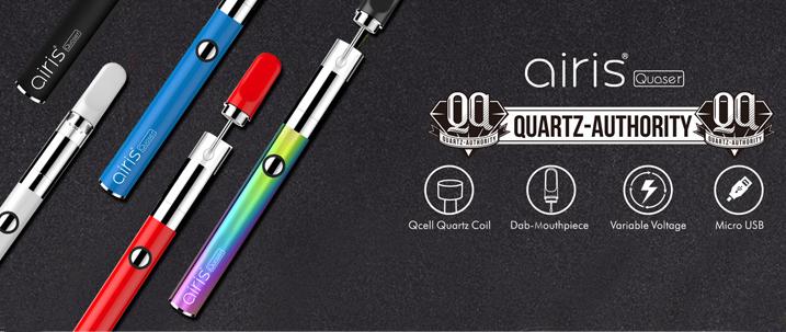 Airis Quaser Vaporizer Kit