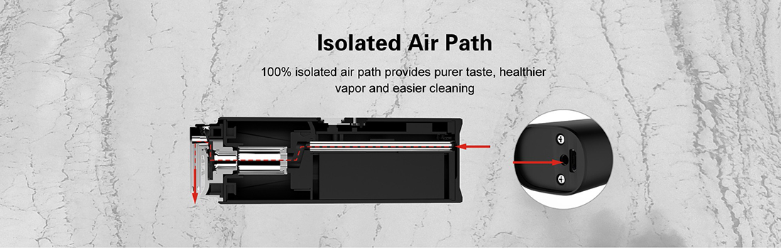 Airis Switch Vaporizer Kit Air Path
