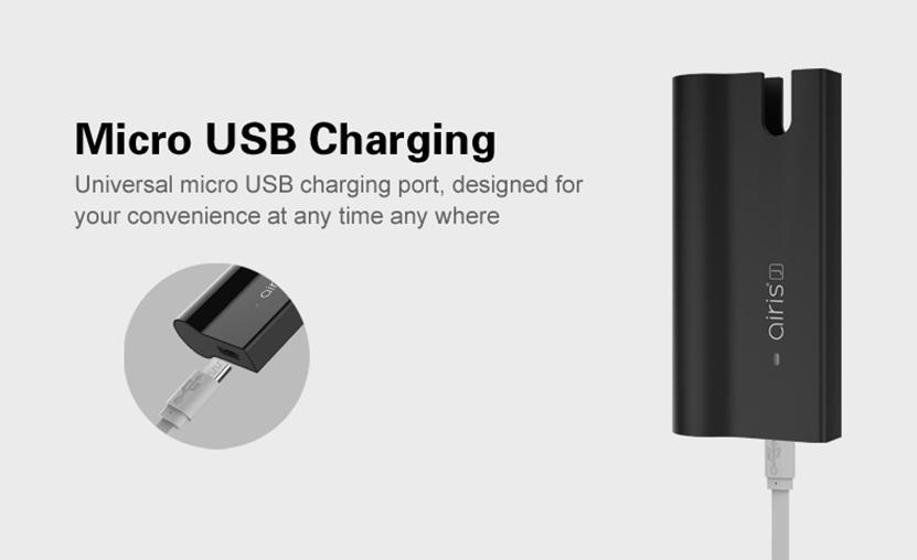 Airistech Airis J Vape Mod USB