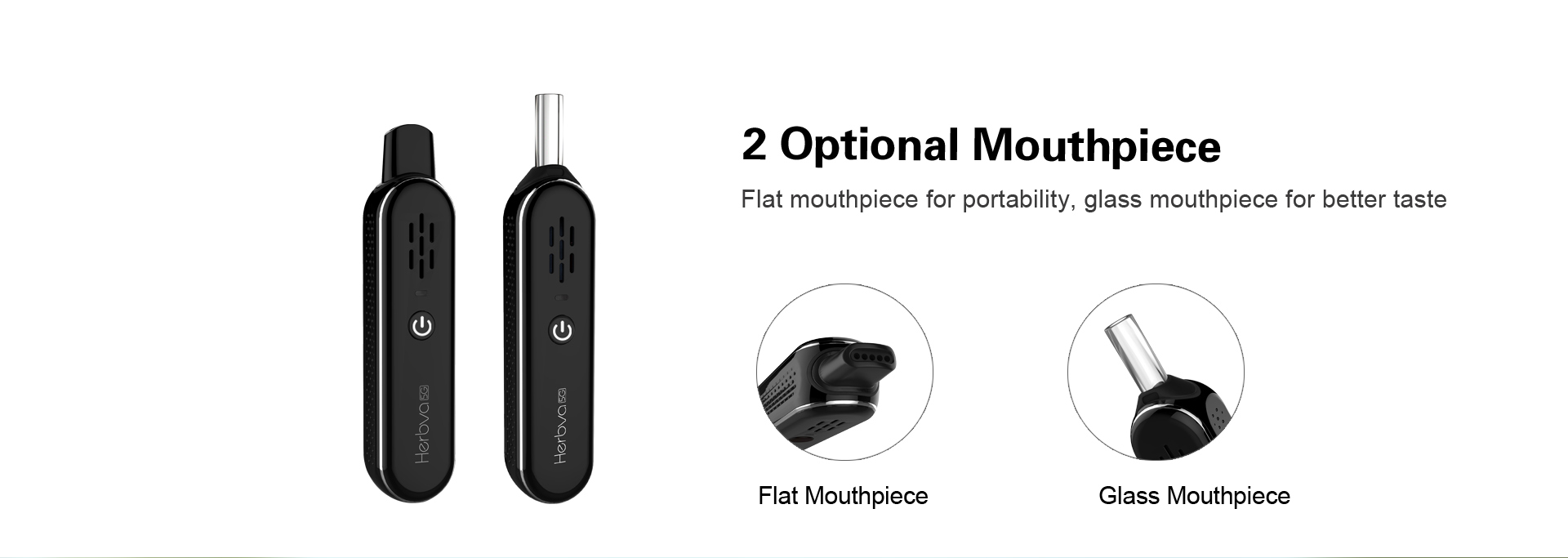 Airistech Herbva 5G Vaporizer Mouthpiece