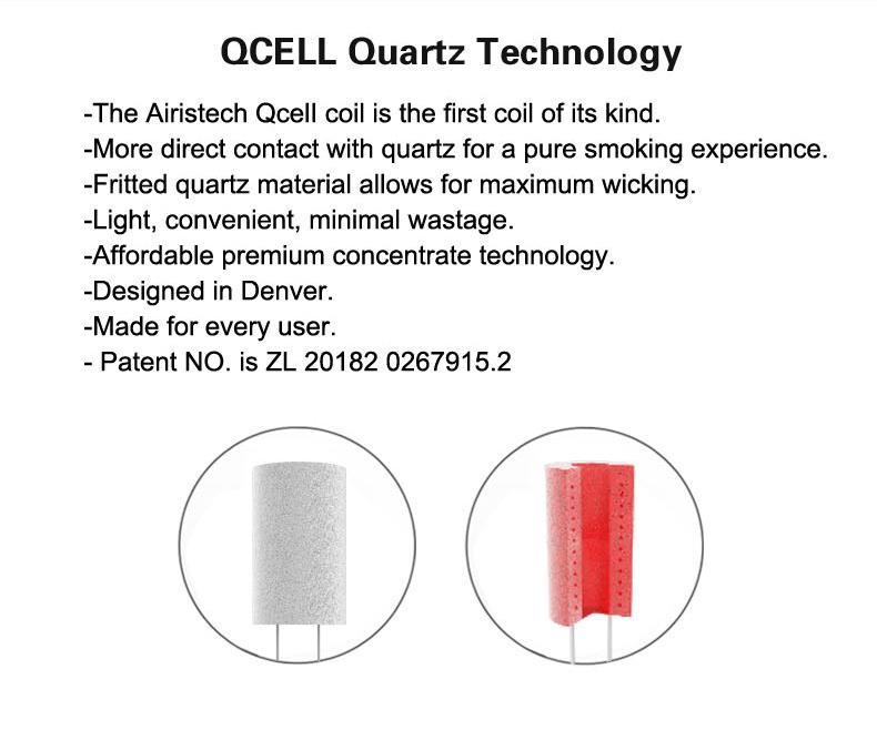 Airistech Q-cell VE10 Cartridge