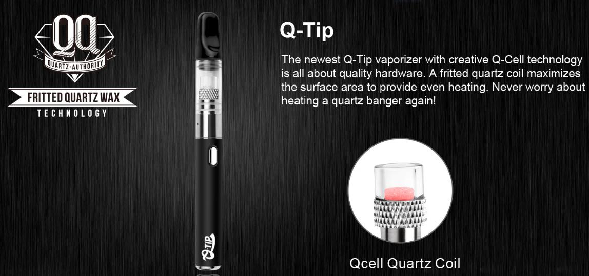 Airis Q-Tip Vaporizer Kit